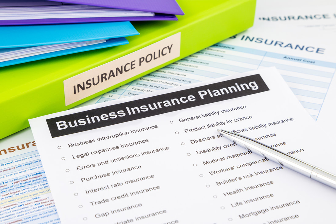 What Kind of Business Insurance Do I Need For My New Corporation?